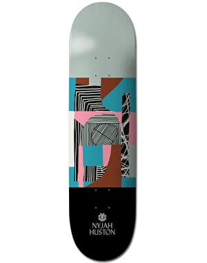 Element Nyjah Quilted Featherlight Pro Deck - 8.25
