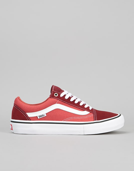 vans old skool madder brown