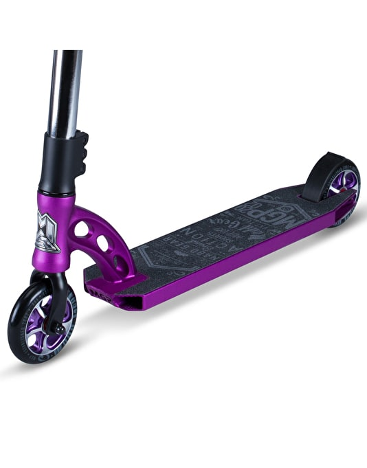 Madd MGP VX7 Team Edition Scooter - Purple/Chrome