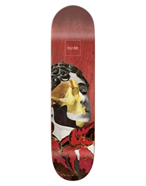 Chocolate Alvarez Dru Collage Pro Deck - 8.25