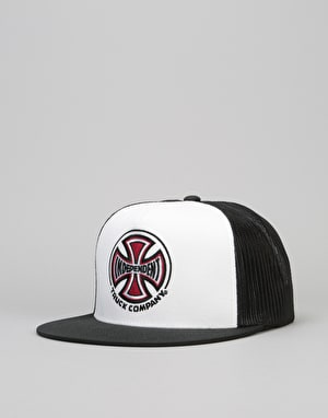 Independent Truck Co. Mesh Cap - White