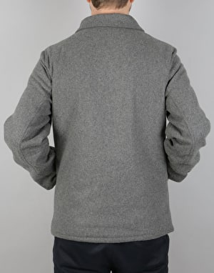 Brixton Mast Jacket - Heather Grey