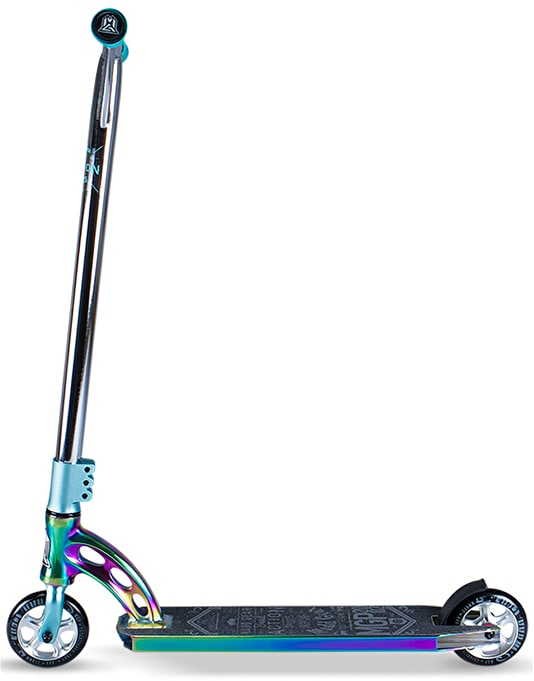 Madd MGP VX7 Team Limited Edition Scooter - Neo Chrome/Teal