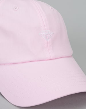 Diamond Supply Co. Micro Briliant Sports Cap - Pink