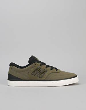 New Balance Numeric Arto 358 Skate Shoes - Military Green/Black