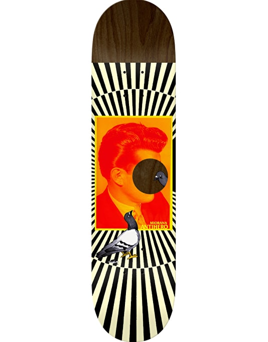 Anti Hero Miorana Boutique Pro Deck - 8.18""