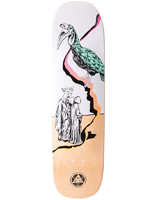 Welcome Lay Inferno on Stonecipher Pro Deck - 8.6""