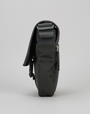 The North Face Bardu Bag - Asphalt Grey Heather/Asphalt Grey