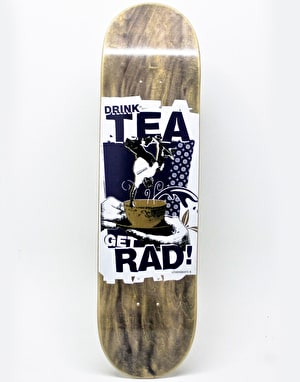 Lovenskate Drink Tea Get Rad! Team Deck - 8.5