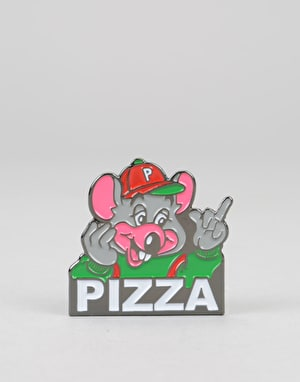 Pizza Emoji Pin - Multi