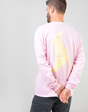The Story Collective Coop L/S T-Shirt - Pink