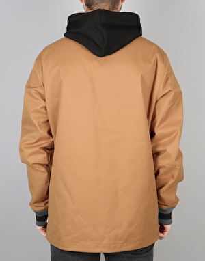DC Flux 2017 Snowboard Jacket - Dull Gold