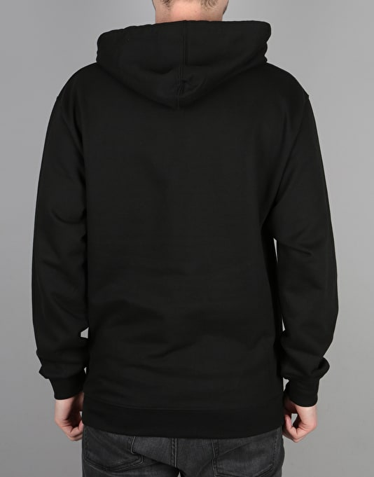 Primitive Arch Pennant Pullover Hoodie - Black