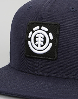 Element United Snapback Cap - Eclipse Navy