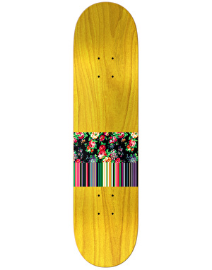 Real Ishod Ornate Embossed Oval Pro Deck - 8.06