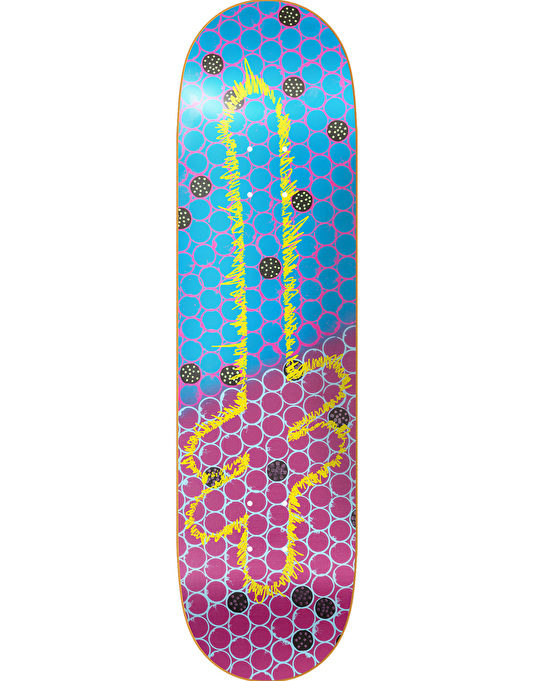 Deathwish Original Gang Logo OCR Team Deck - 8""