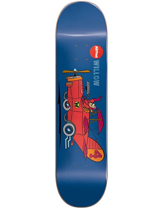 Almost x Hanna-Barbera Willow Wacky Races Impact Light Pro Deck - 8""