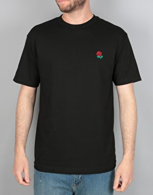 The Hundreds English Rose T-Shirt - Black