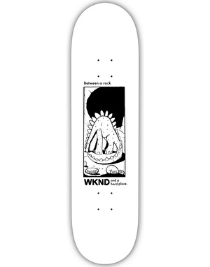 WKND Taylor Natural Selection Pro Deck - 8.5