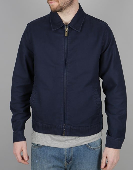 Brixton Perry Jacket - Navy