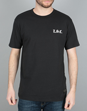 Levi's Skateboarding Graphic T-Shirts - Jet Black