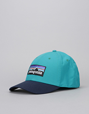 Patagonia Stretch Fit Cap - True Teal