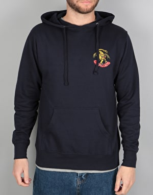 Powell Peralta Caballero Dragon Pullover Hoodie - Navy