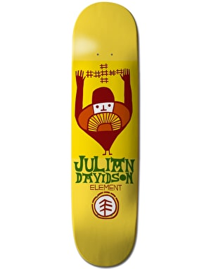 Element Julian Taldea Featherlight Pro Deck - 8.125
