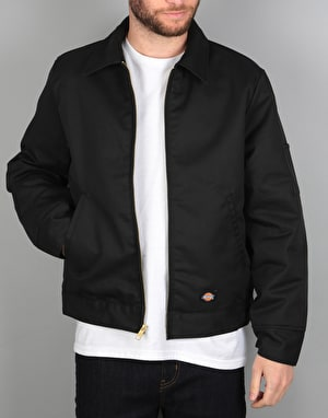 Dickies Uninsulated Eisenhower Jacket - Black