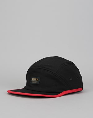 Adidas Skateboarding Polar 5 Panel Cap - Black