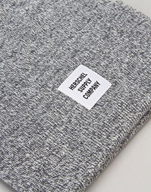 Herschel Supply Co. Abbott Beanie - Grey Heather