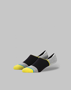 Stance Zinca Super Invisible Socks - Grey