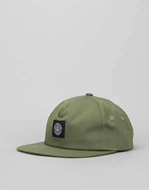 Obey Trencher Snapback Cap - Army