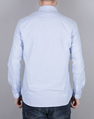 DC Oxford 3 L/S Shirt - Light Blue