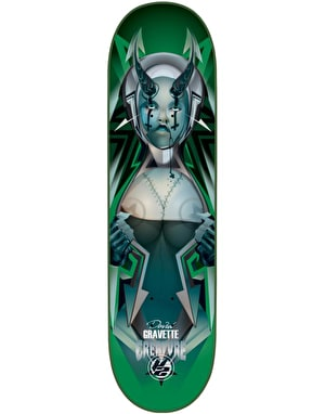 Creature Gravette Bad Habits P2 Pro Deck - 8.25