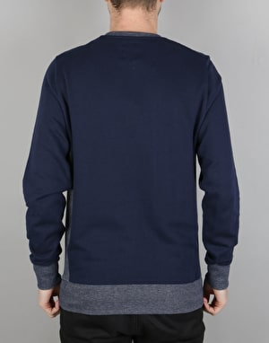Element Alec Crew Sweatshirt - Indigo