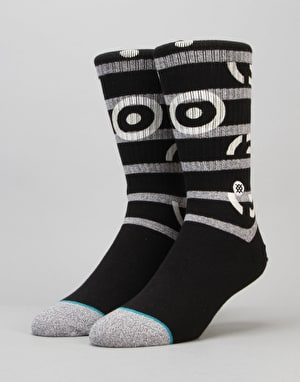 Stance Tactics Classic Light Socks - Black