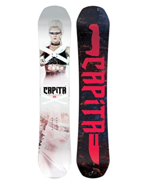 Capita Defenders of Awesome 2017 Snowboard - 156