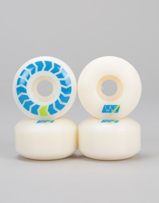 Wayward Chevron QS 99a Team Wheel - 52mm