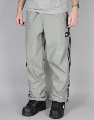 Adidas Lazy Man SS 2017 Snowboard Pants - Core Heather