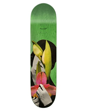 Chocolate Berle Dru Collage Pro Deck - 8.5