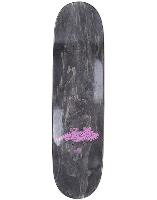 RIPNDIP Stay Strapped Team Deck - 8.25""