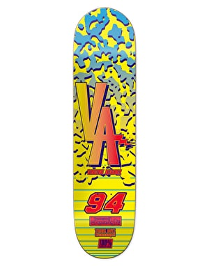 Chocolate Alvarez Braap! Pro Deck - 8.25