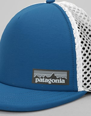 Patagonia Duckbill Trucker Cap - Big Sur Blue