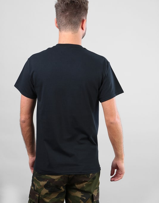 Route One Doggy Style T-Shirt - Black