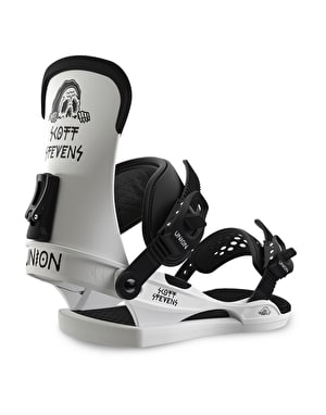 Union Contact 2017 Snowboard Bindings - Scott Stevens