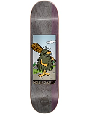 Almost x Hanna-Barbera Haslam Captain Caveman Pro Deck - 8.375