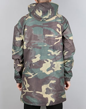 Analog Stadium 2017 Snowboard Anorak - Surplus Camo