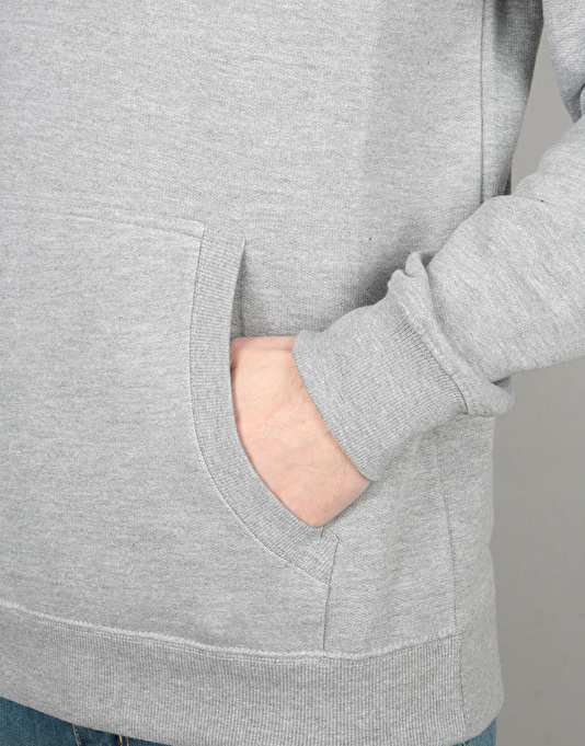 Manor Catherine Pullover Hoodie - Heather Grey