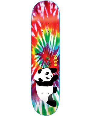 Enjoi Tie Dye V4 Team Deck - 8.25